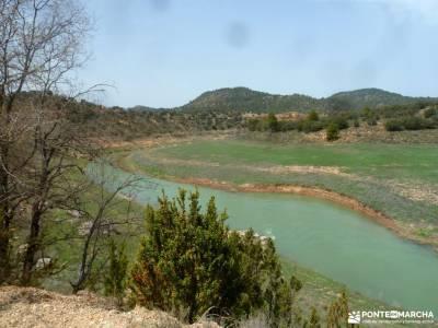 Meandros Río Tajo–Reto Senderista;valverde de los arroyos cascada valle iruelas castillo viñuela